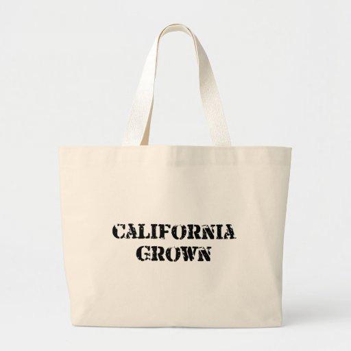 California Grown Tote Bag