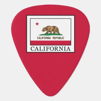California Guitar Pick