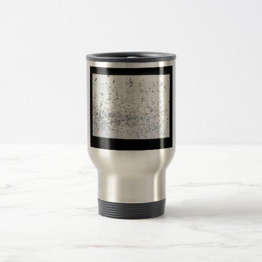 California Gull's 15 Oz Stainless Steel Travel Mug
