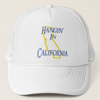 California - Hangin' Trucker Hat