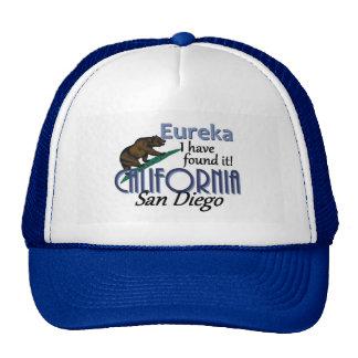 CALIFORNIA MESH HAT