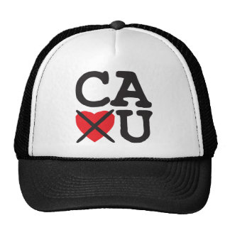 California Hates You Trucker Hat