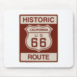 California histórica RT 66 Tapete De Ratón