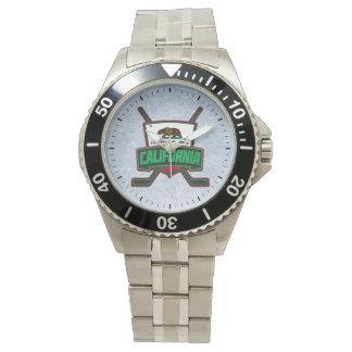 California Hockey Logo Watch, choice of styles Watches