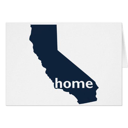 California Home Card