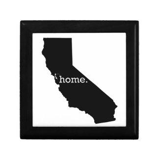 California Home Gift Box