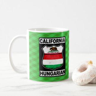 California Hungarian American Mug