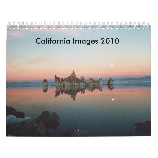 California Images 2010 Calendar