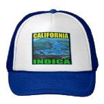 CALIFORNIA INDICA GORROS BORDADOS