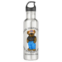 California Inspiration Club Stainless Steel Water Bottle
