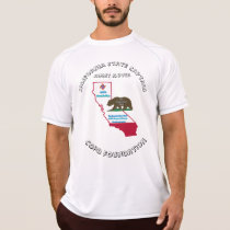 California Inspiration Club State Captain shirt