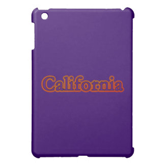 California iPad Mini Covers