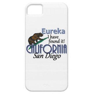 CALIFORNIA iPhone 5 FUNDAS