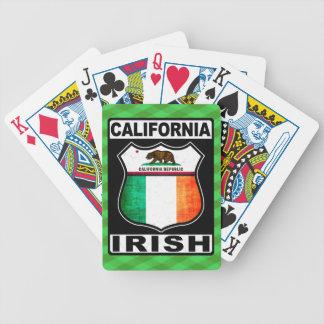 California Irish American Card Deck