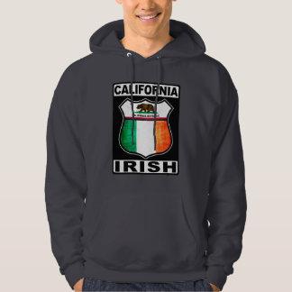 California Irish American Hoodie