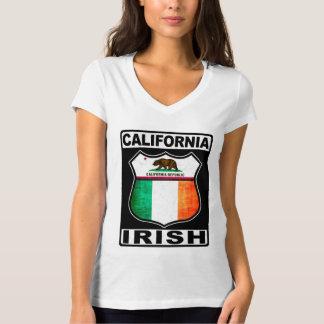 California Irish American Ladies Tee