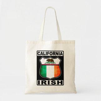 California Irish American Shopping Bag