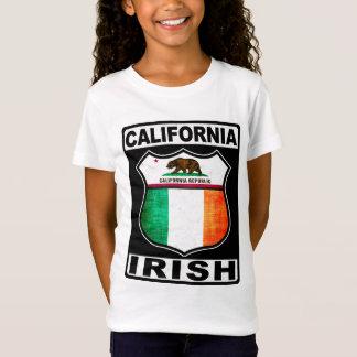 California Irish American T-Shirt