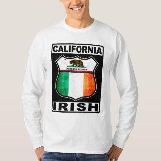 California Irish American Tee Shirt