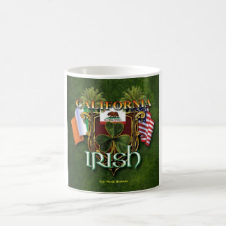 California Irish Pride Coffee Mug