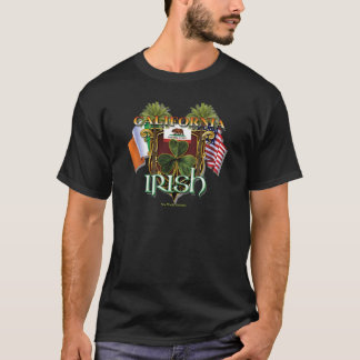 California Irish Pride T-Shirt