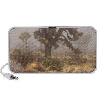 California: Joshua Tree National Monument, Notebook Speaker