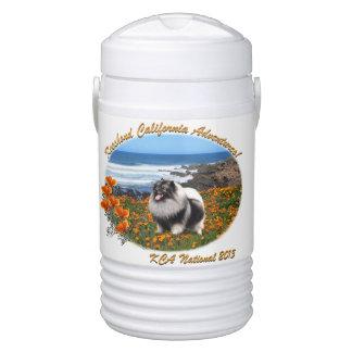 California Kees - 2015 KCA National Logo Igloo Beverage Cooler