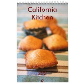 California Kitchen Calendar