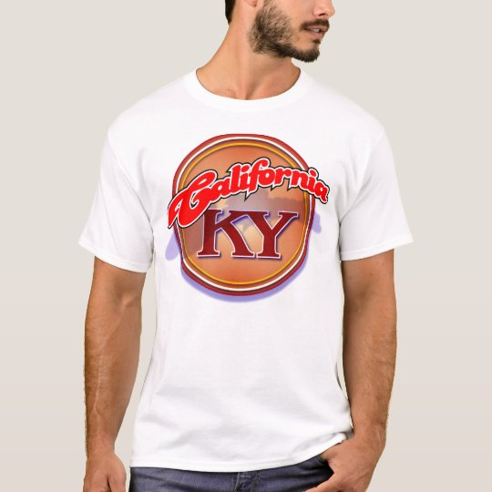 California KY swoop shirt