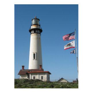 California Lighthouse Post Cards