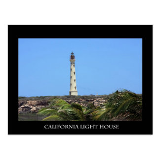california lighthouse post cards