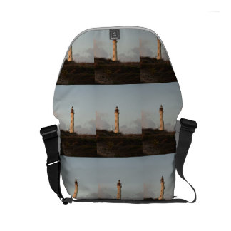 California Lighthouse Small Messenger Bag
