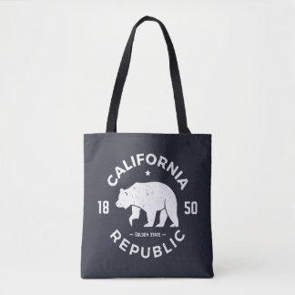 California Logo | The Golden State 2 Tote Bag