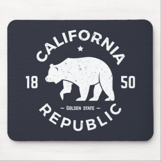 California Logo | The Golden State Mouse Pad
