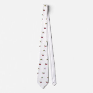 CALIFORNIA LONG BEACH MISSION LDS CTR NECK TIE