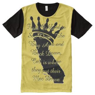 California Love 101 All-Over-Print Shirt