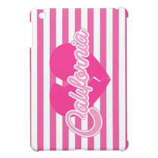 California Love and Heart Break iPad Mini Covers