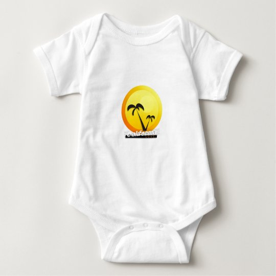 California Love Baby Bodysuit