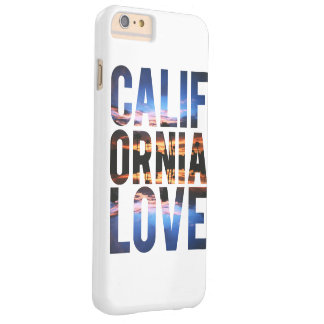 California love barely there iPhone 6 plus case