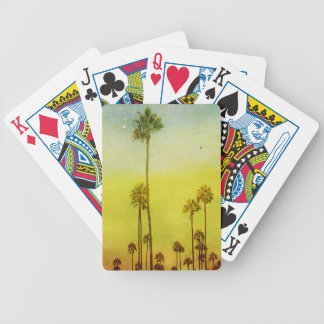 California Love Bicycle Playing Cards