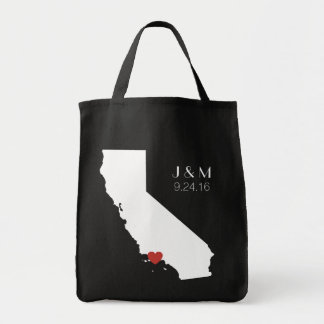 California Love - Customizable Tote Bag