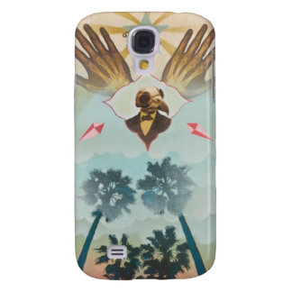 California Love Galaxy S4 Case