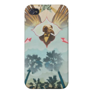 California Love iPhone 4 Case