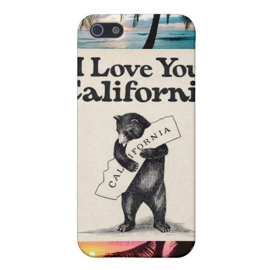 California Love iPhone SE/5/5s Cover