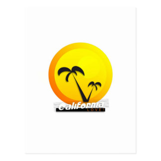 California Love Postcard