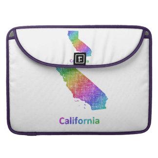 California MacBook Pro Sleeve