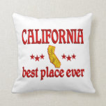 California mejor cojines