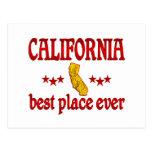 California mejor postal