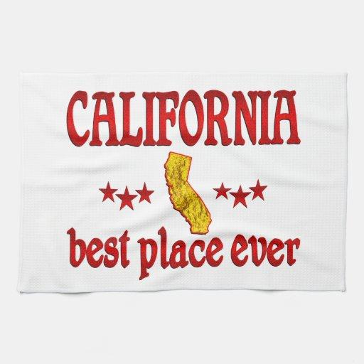 California mejor toalla de cocina