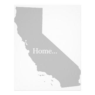 California Plantillas De Membrete